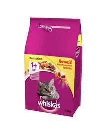 Whiskas ėdalas suagusioms katėms su vištiena 1,4 kg X 6