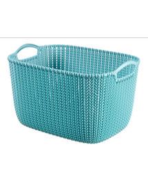 CURVER krepšys L stačiakampis, mėlynas 19 l