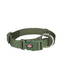 TRIXIE antkaklis šuniui  XS–S: 22–35 cm/10 mm, žalias