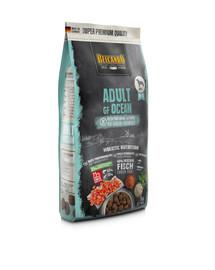 BELCANDO Adult Grain Free Ocean M-XL 1 kg sausas šunų maistas