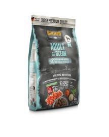 BELCANDO Adult Grain Free Ocean M-XL 4 kg sausas šunų maistas