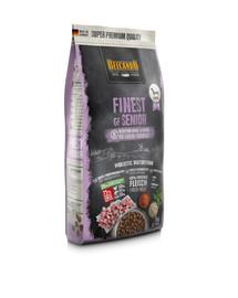 BELCANDO Finest Grain Free Senior XS-M 1 kg sausas šunų maistas