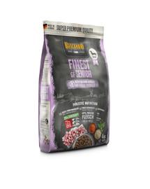 BELCANDO Finest Grain Free Senior XS-M 4 kg sausas šunų maistas