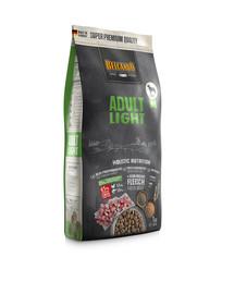 BELCANDO Adult Light M-XL 1 kg sausas maistas neaktyviems šunims