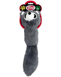 PET NOVA PET NOVA DOG LIFE STYLE Pilka lapė 41 cm pliušinis žaislas