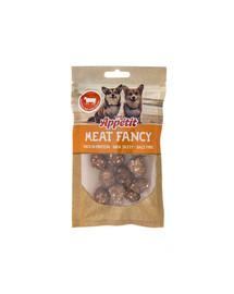 COMFY Appetit Fancy Jautienos rutuliai su ryžiais 100 g šunų skanėstas