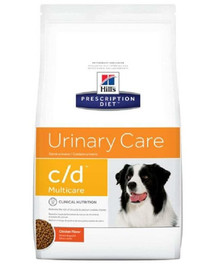 HILL'S Canine c/d 2 kg