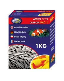 AQUA NOVA Akvariumo aktyvuota anglis 1 kg NAC-1