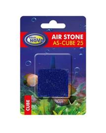 AQUA NOVA oro akmeniukas  AS-CUBE 25 kubikas