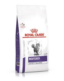 Royal Canin Cat Neutered Satiety Balance 3.5 kg