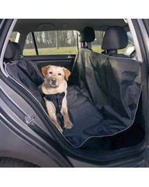 Trixie patiesalas automobilyje 1.45 × 1.60 cm juodas