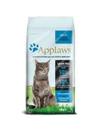 APPLAWS Adult ocean fish and salmon 1,8 kg sausas maistas su žuvimi suaugusioms katėms