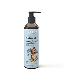COMFY Natural Long Hair 250 ml šampūnas šunims su ilgais plaukais