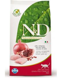 FARMINA N&D Chicken & Pomegrante Adult Cat 1.5 kg