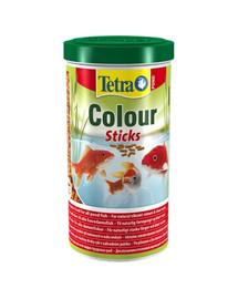 Tetra TetraPond Colour Sticks pašaras 1 l