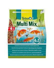 TETRA Pond Multi Mix 4 l pagrindinis žuvų maistas tvenkiniuose