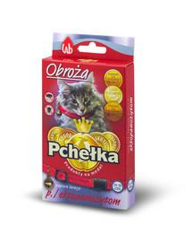 PCHEŁKA Antkaklis nuo ektoparazitų katėms 30 cm
