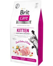 BRIT Care Cat Grain-Free Kitten Growth & Development 2 kg