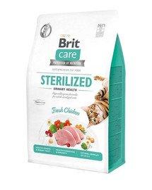 BRIT Care Cat Grain-Free Sterilized Urinary 2 kg