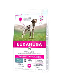 EUKANUBA Daily Care Working & Endurance 2,5kg