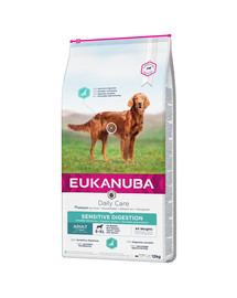 EUKANUBA Daily Care Adult Sensitive Digestion 12 kg