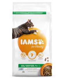 IAMS for Vitality suaugusioms katėms su vandenyno žuvimis 3 kg