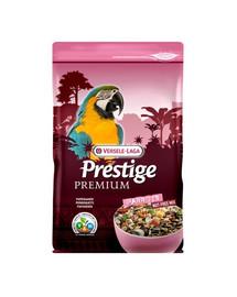 VERSELE-LAGA Parrots Premium 20 kg maistas didelėms papūgoms (be riešutų)