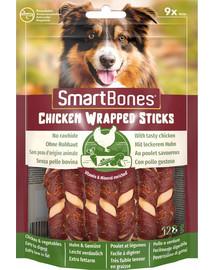 SmartBones Chicken Wrap Sticks mini vnt kramtukas šunims mažų veislių vištiena