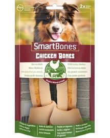 SmartBones Chicken medium vnt kramtukas vištiena vidutinės veislės šunims
