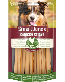 SmartBones Chicken Sticks 5 vnt kramtukas šuniukams su vištiena