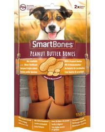 SmartBones Peanut Butter medium vnt kramtukas žemės riešutų sviestas vidutinės veislės šunims