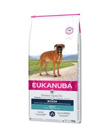 Eukanuba Adult Breeds Specific Boxer Chicken 12 kg