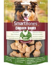 SmartBones Chicken mini 8 vnt kramtukas šunims mažų veislių vištiena