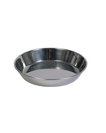 Zolux metalinis dubenėlis Inox 13 cm