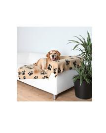 Trixie antklodė šunims Barney 150 X 100 cm smėlinė