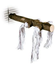 Trixie lazda su virvutėmis 25 cm
