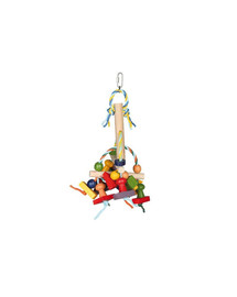 Trixie medinis žaislas paukščiams 31 cm