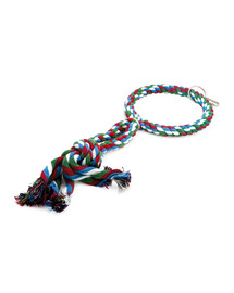 Pet Inn žaisliukas paukščiams virvė su mazgu 17 cm