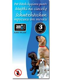 Amiplay apsauginės kelnaitės 7 šunims Deutsche Dogger, Alaskan Malamute