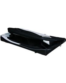 Trixie Vario Nylon transportavimo narvas juodas-pilkas 76 × 48 × 51 cm