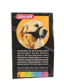 Zolux reguliuojamas antnukis dydis 1