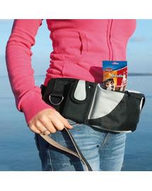 Trixie skanėstų krepšelis su diržu nailoninis 70-120 cm