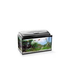 AQUAEL stačiakampis akvariumo dangtis 80x35 classic