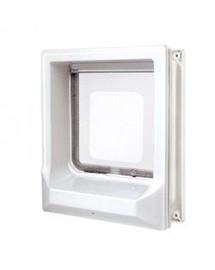 Zolux 4 magnetinė durų landa Catwalk balta