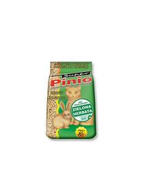 Benek Super Pinio granulės Green Tea 10 l