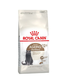 Royal Canin Sterilised 12+ 4kg