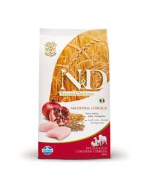 FARMINA Farmina n&d low-grain pies kurczak + granat 2.5 kg