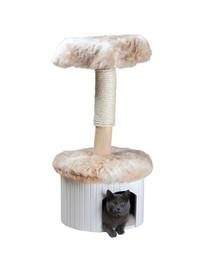 Trixie draskyklė katėms Meru 98 cm  balta - smėlinė