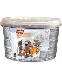 Vitapol maistas paukščiams žiemai 2.2 kg