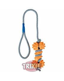 Trixie kaulas iš virvių 11cm